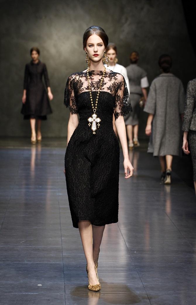 Dolce And Gabbana Black Dress | But Dress