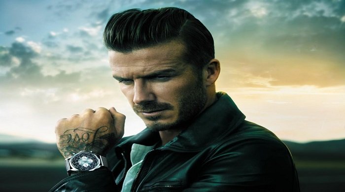 CHRISTMAS GIFTS SUGGESTIONS | Part I Watches  WTFSG david beckham travels with breitling 2  Contributor WTFSG david beckham travels with breitling 2