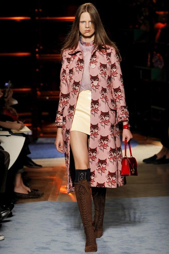 Miu-Miu  Everything you need to know about the London Fashion Week Miu Miu