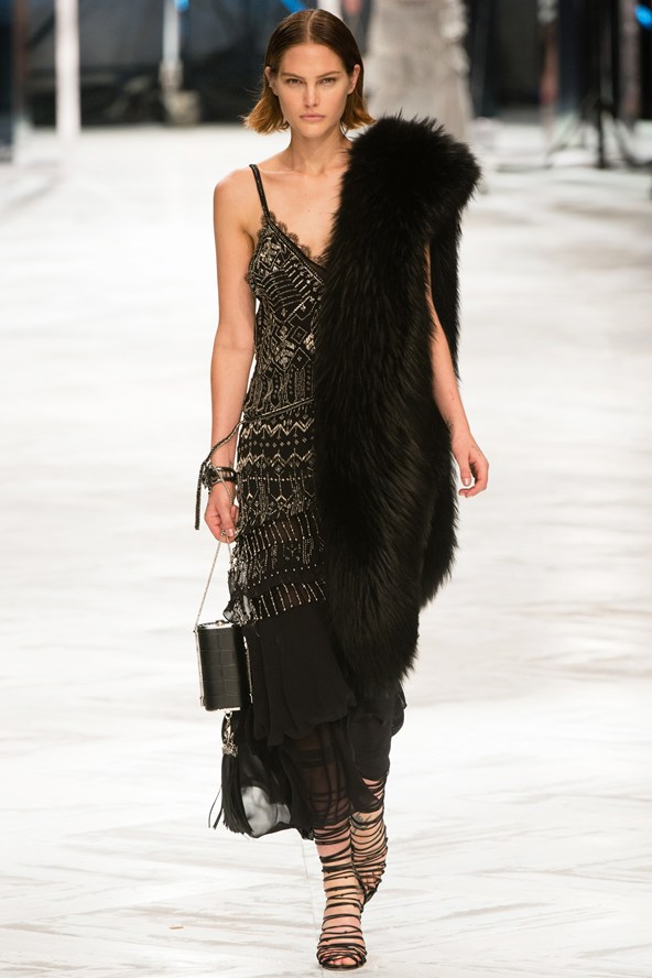Roberto-Cavalli  Everything you need to know about the London Fashion Week Roberto Cavalli