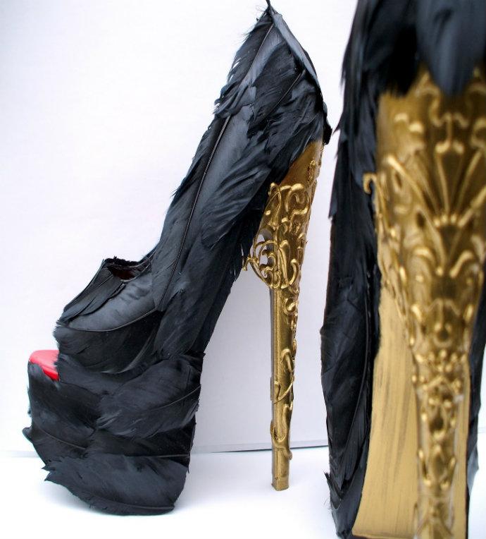 Alexander-McQueen-shoes  Alexander McQueen Alaxander McQueen shoes