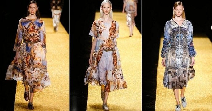 Baroque Movement In Fashion