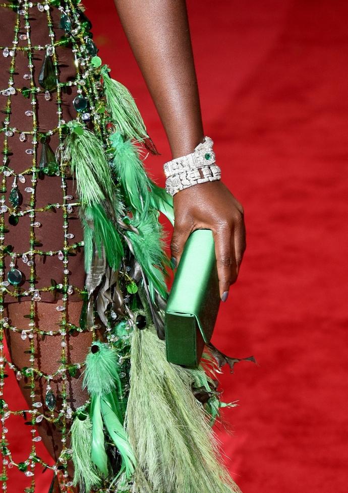 Lupita-Nyong'o-The-Met-Gala-2014-Top-Celebrities-Accessories  The Met Gala 2014: Top Celebrities Accessories Lupita Nyongo The Met Gala 2014 Top Celebrities Accessories