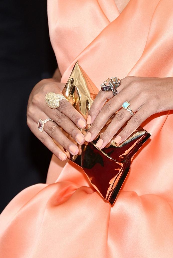 Solange-Knowles-The-Met-Gala-2014-Top-Celebrities-Accessories  The Met Gala 2014: Top Celebrities Accessories Solange Knowles The Met Gala 2014 Top Celebrities Accessories