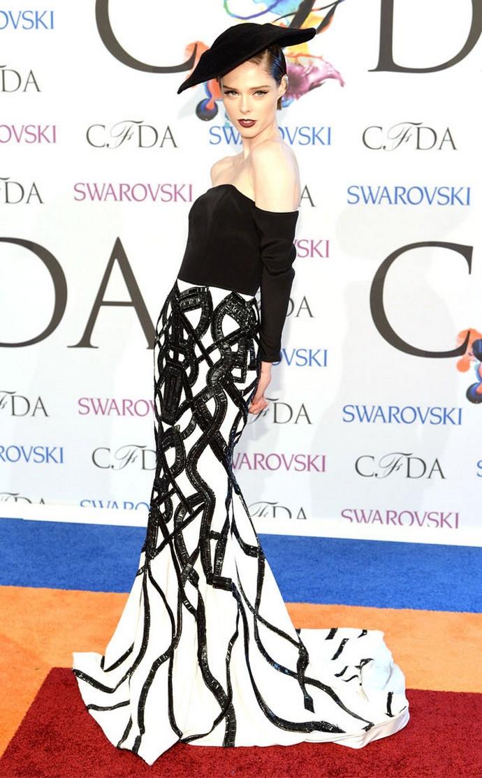2014-CFDA-Awards-The-Best-Looks-Koko-Rocha-Fashion-Interior-Design  2014 CFDA Awards: The Best Looks 2014 CFDA Awards The Best Looks Koko Rocha Fashion Interior Design
