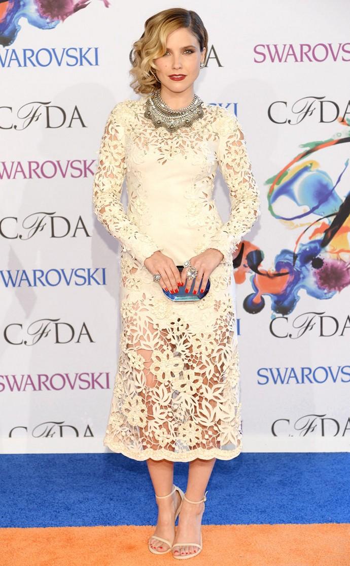 2014-CFDA-Awards-The-Best-Looks-Sophia-Bush-Fashion-Interior-Design  2014 CFDA Awards: The Best Looks 2014 CFDA Awards The Best Looks Sophia Bush Fashion Interior Design