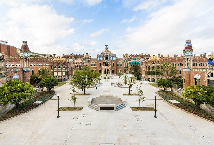 Barceona-Fashion-Week-RECINTE-MODERNISTA-DE-SANT-PAU  080 Barcelona Fashion Fashion Week Barceona Fashion Week 2