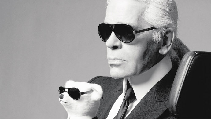 Karl Lagerfeld — The face behind Chanel Fashion Design Weeks Karl Lagerfeld The face behind Chanel1