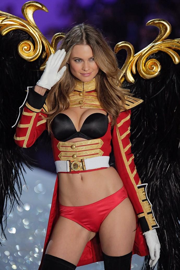 Victoria-Secret-Angels-and-Models-Reveal-Behati-Prinsloo  Victoria's Secret Models Reveal Victoria Secret Angels and Models Reveal Behati Prinsloo