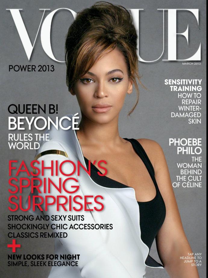 Fashion-Design-Weeks-Celebrity-Vogue-Covers-Beyonce  Celebrity Vogue Covers Fashion Design Weeks Celebrity Vogue Covers Beyonce