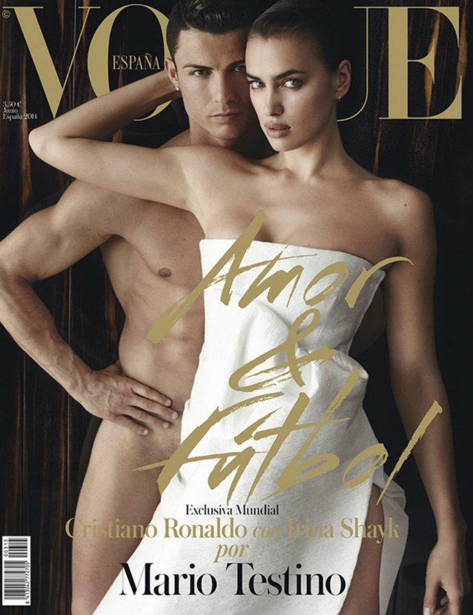Fashion-Design-Weeks-Celebrity-Vogue-Covers-Cristiano-Ronaldo-Irina-Shayk  Celebrity Vogue Covers Fashion Design Weeks Celebrity Vogue Covers Cristiano Ronaldo Irina Shayk