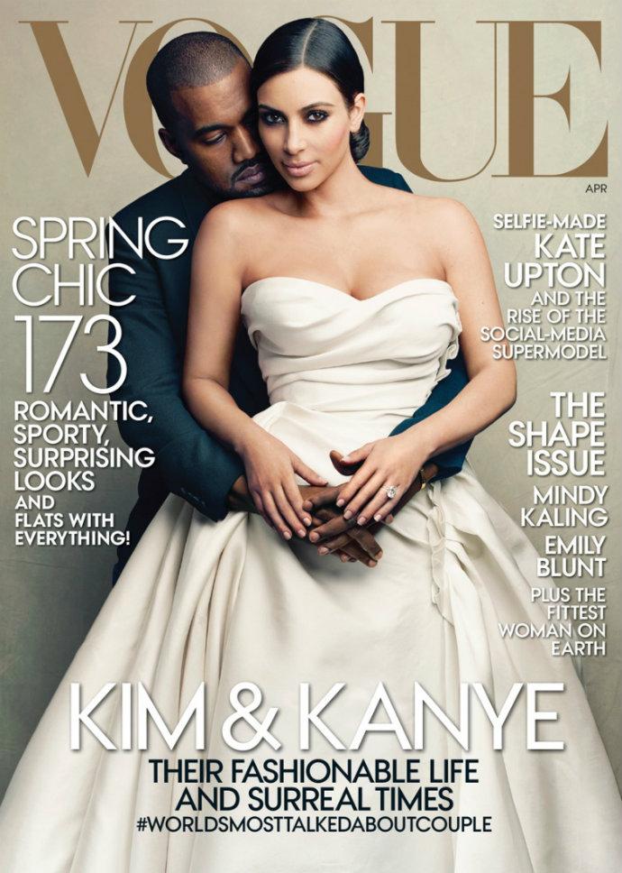 Fashion-Design-Weeks-Celebrity-Vogue-Covers-Kim-Kardashian  Celebrity Vogue Covers Fashion Design Weeks Celebrity Vogue Covers Kim Kardashian