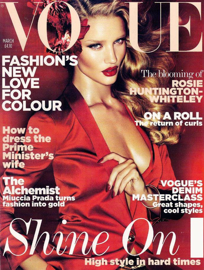 Fashion-Design-Weeks-Celebrity-Vogue-Covers-Rosie-Huntington-Whiteley  Celebrity Vogue Covers Fashion Design Weeks Celebrity Vogue Covers Rosie Huntington Whiteley