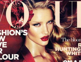 Celebrity Vogue Covers