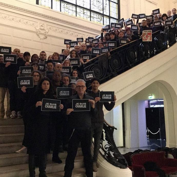 French-Fashion-Against-Terror  French Fashion Industry Against Terror French Fashion Against Terror