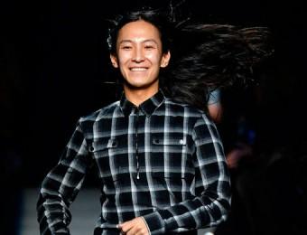 Alexander Wang at New York Fashion Show
