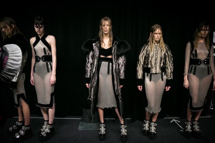 Fashion-Design-Weeks-Alexander-Wang-at-New-York-Fashion-Show