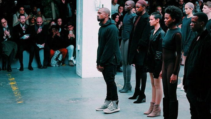 Kanye West and Adidas Collaboration  Fashion Design Weeks Kanye West and Adidas Collaboration 11
