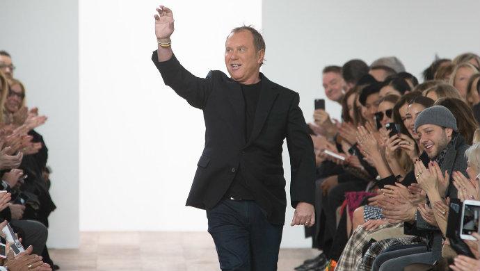 Michael Kors at New York Fashion Show