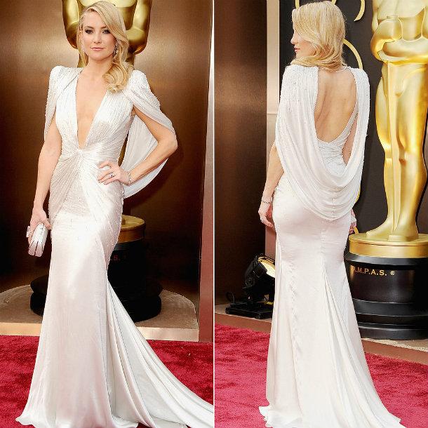 Oscars 2015: A look through the Oscars all time best looks  Oscars 2015: A look through the Oscars all time best looks Kate Hudson Dress Oscars 2014