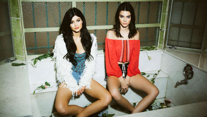 KENDALL AND KYLIE JENNER'S TOPSHOP COLLECTION