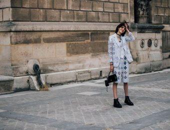 Fashion Design Weeks Presents Best Dressed Women At Men's Fashion Week