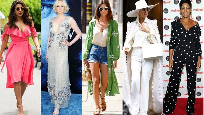 Celebrity Style - Best Dressed Of The Week