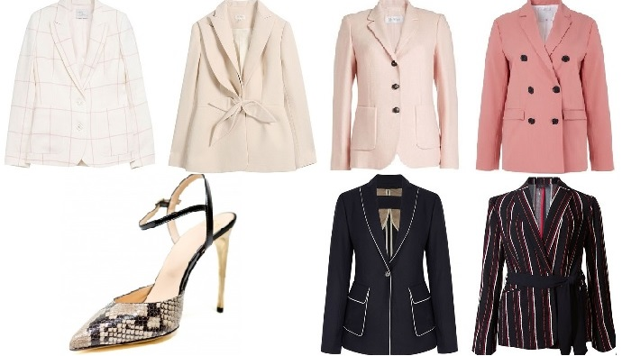 Fashion Design Weeks Suggests The Best Blazers To Shop Now 22