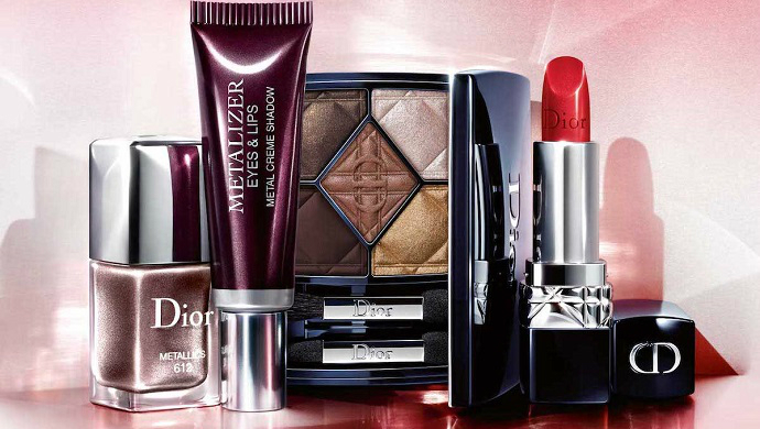 Dior's new metallics makeup collection Get Ready For Fall Season With Dior's new Metallics Makeup Collection Get Ready For Fall Season With Dior   s new Metallics Makeup Collection 0