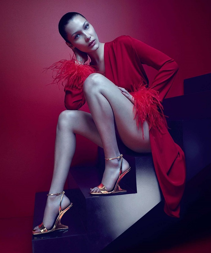 Meet Giuseppe Zanotti Autumn Winter 2017 Campaign With Bella Hadid ➤ To see more news about fashion visit us at www.fashiondesignweeks.com #fashiontrends #fashiontips #celebritystyle #elisabethmoments #fashiondesigners @fashiondesignweeks @elisabethmoments Giuseppe Zanotti Fall Winter 2017 Campaign Meet Giuseppe Zanotti Fall Winter 2017 Campaign With Bella Hadid Meet Giuseppe Zanotti Fall Winter 2017 Campaign With Bella Hadid 4
