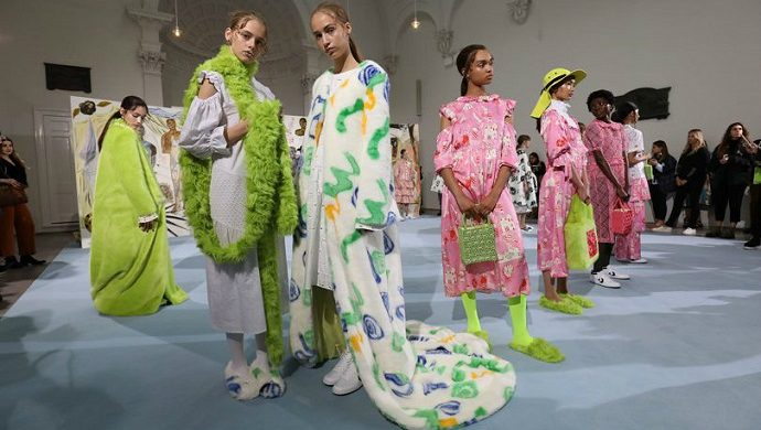 First Highlights From London Fashion Week 2017