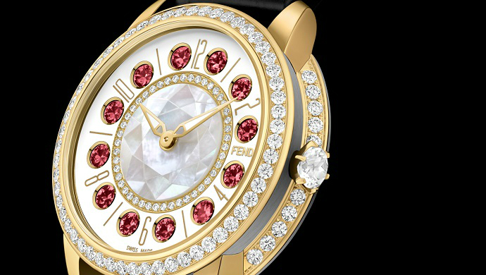 Fendi Timepieces Fendi Timepieces Unveils the New Fendi IShine Limited Edition feat 3