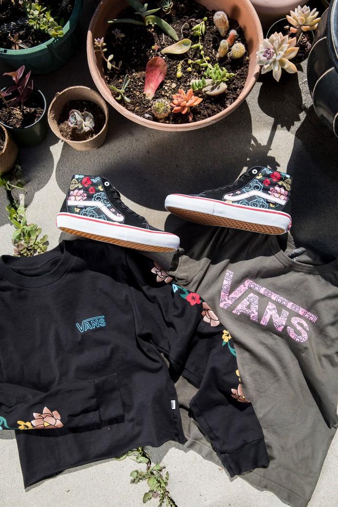 Street Style Trends: Lizzie Armanto's Vans Capsule  street style trends Street Style Trends: Lizzie Armanto's Vans Capsule Collection Street Style Trends Lizzie Armantos Vans Capsule 2
