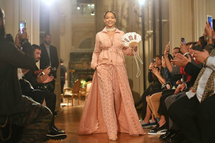 Rihanna Will Close New York Fashion Week With Savage x Fenty Show