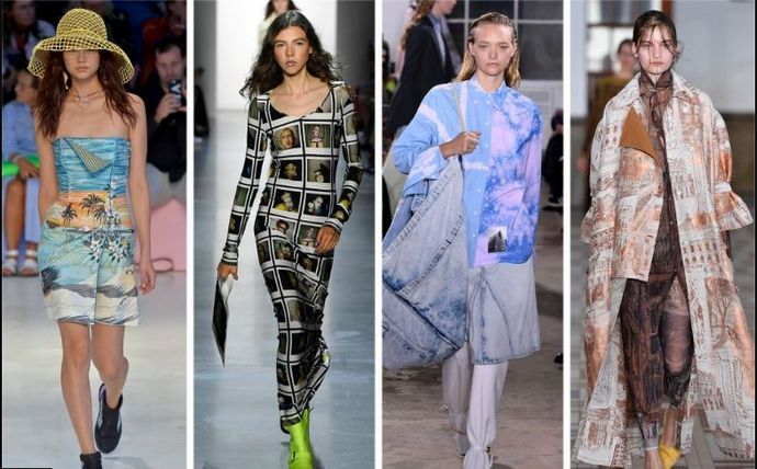The 9 Major Spring Summer 2019 Fashion Trends From The Runways