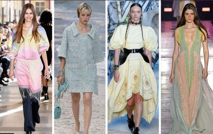 The 9 Major Spring / Summer 2019 Fashion Trends from the Runways