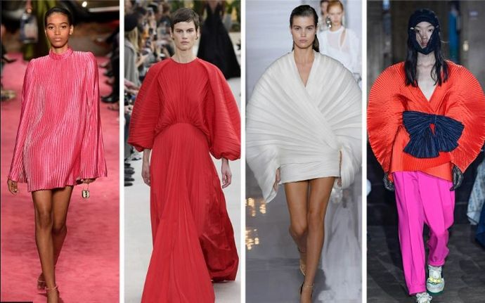 Spring / Summer 2019 Fashion Trends The 9 Major Spring / Summer 2019 Fashion Trends from the Runways The 9 Major Spring Summer 2019 Fashion Trends from the Runways 4