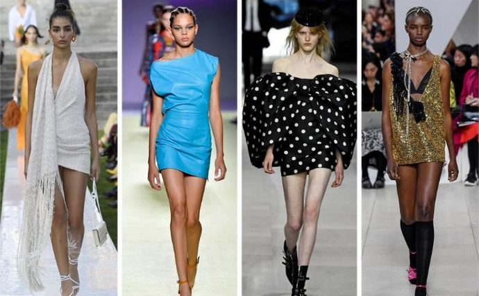 Spring / Summer 2019 Fashion Trends The 9 Major Spring / Summer 2019 Fashion Trends from the Runways The 9 Major Spring Summer 2019 Fashion Trends from the Runways 8 e1541000054265