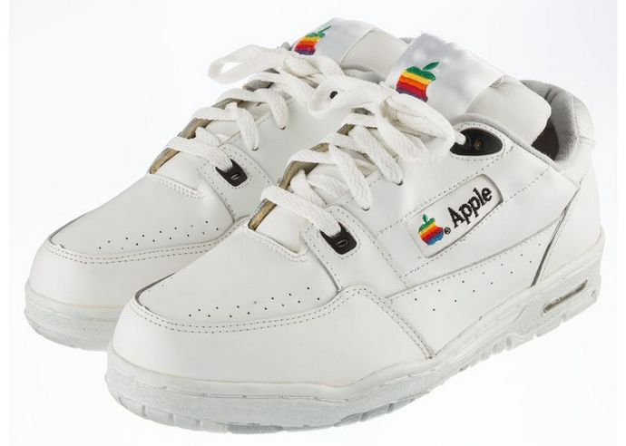 Versace is Rumoured to Bring Back 90's Apple Sneakers
