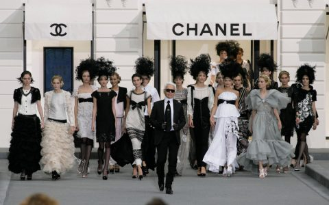Karl Lagerfeld Karl Lagerfeld and Chanel Will Feature on a Fashion Netflix Show ppppp 480x300