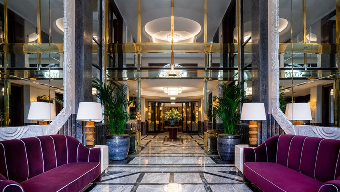 Monumental Palace Hotel, a New Luxury Hub in Porto