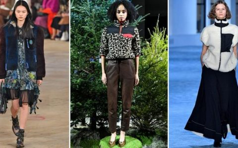 New York Fashion Week - 7 2019 Fall Trends to Look Out for